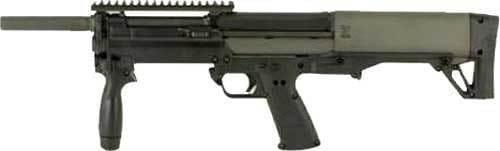 "Kel-Tec KSGNRGRN KSG-NR Shotgun 12GA. 3""8rd18.5"" CYL. ODG/BLACK Shotgun"