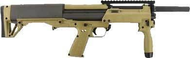 "Kel-Tec Ksgnrtan KSG-NR Shotgun 12GA. 3""8rd18.5"" CYL. TAN/BLACK Shotgun"