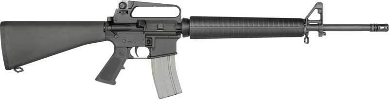 "Rock River Arms AR1280 LAR15 STD A2 .223 Wylde 20"" HVY Barrel A2 Stock Black"