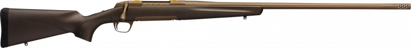 Browning 035-443282 X-Bolt PRO LR 6.5 Creedmoor Bronze