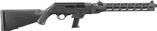 Ruger 19115 PC Carbine 16.12 TD TB/FLUTED 17rd