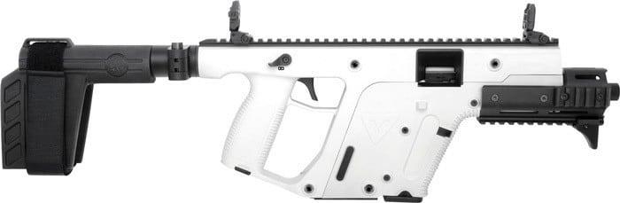 "Kriss KV45PSBAP31 Vector SDP Enhanced Brace 6.5"" TB 13rd Alpine"