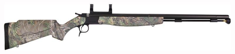CVA PR2023NM Optima V2 50CAL ISM Nitride Xtragreen Black Powder Rifle