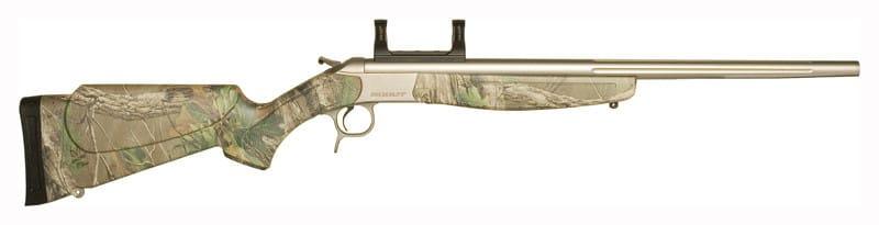 CVA CR4432S Scout V2 .44 Magnum 22 SS Xtra Green ISM