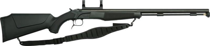CVA PR3120NM Accura MR 50CAL 25 Nitride Synthetic Black ISM Black Powder Rifle