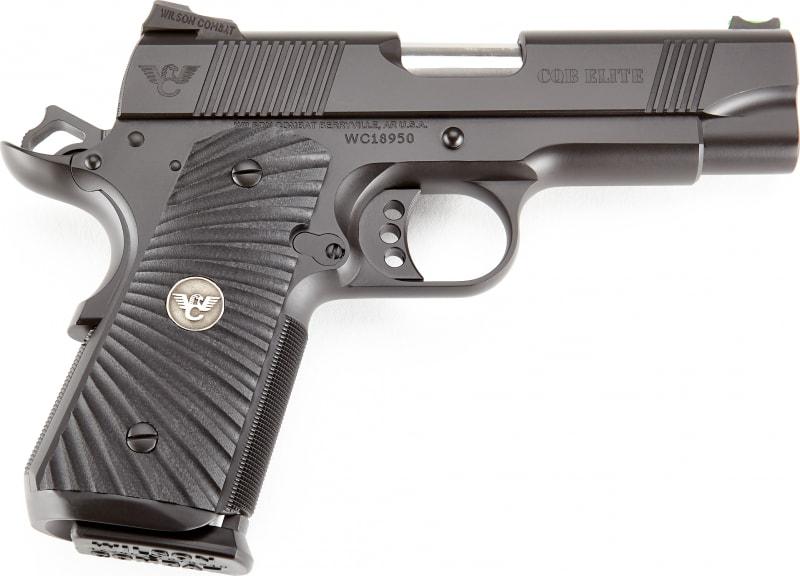 Wilson Combat CQBECP45 CQB Elite Compact Black