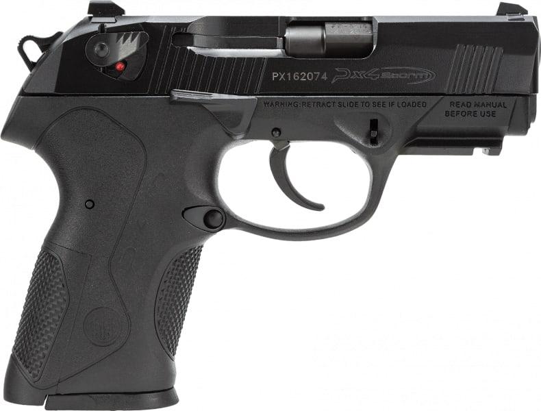 "Beretta JXC9F20 PX4 Storm Compact 9mm 3.27"" 10+1 Poly Grip/Frame Black"