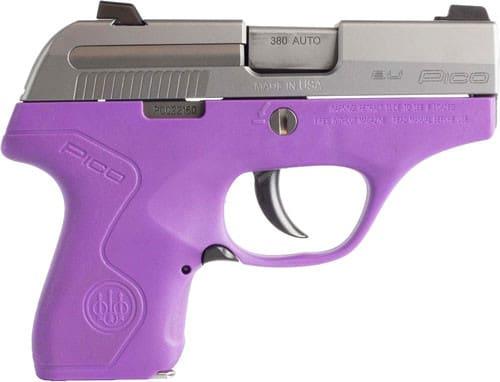 Beretta JMP8D85 Pico 380 Inox Lavender 6R