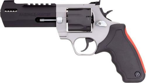 "Taurus 2440055RH Raging Hunter .44MAG 5 1/8"" 6rd TWO/TONE Rubber"