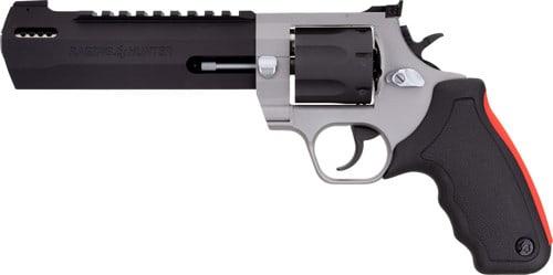 "Taurus 2440065RH Raging Hunter .44MAG 6 3/4"" 6rd TWO/TONE Rubber"