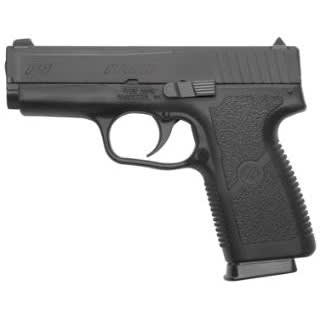 Kahr Arms KP4544N P45 45 ACP 3.5 Black SS Black Poly NS