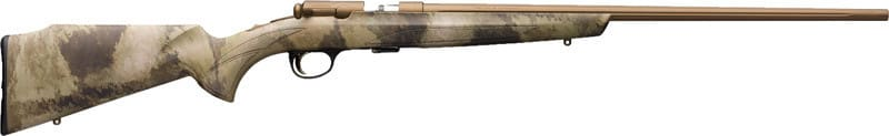 """Browning 025243204 T-BOLT Speed 22"""" Fluted Bronze ATACS-AU SYN"""