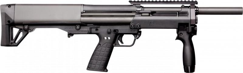 "Kel-Tec KSGNRBLK KSG-NR 12GA 3"" 18.5IN Black Tactical Shotgun"