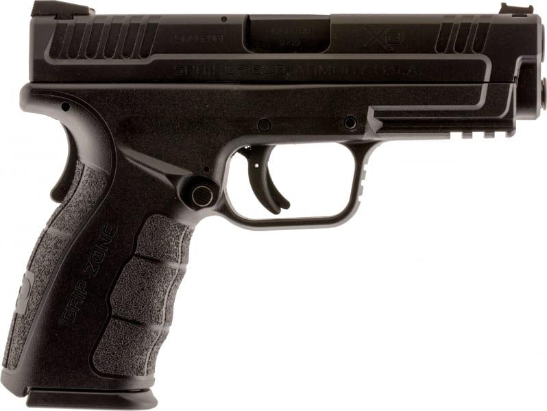 "Springfield Armory XDG9101 XD Mod.2 Service Double 9mm 4"" 10+1 Black"