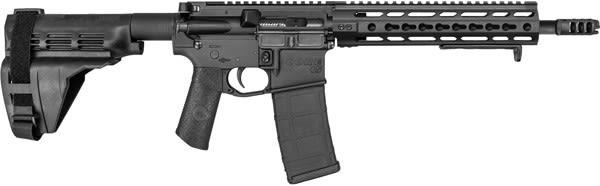 Core Firearms 12250 Roscoe RB2 300Black 10.5 Sigbrace