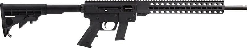 Just Right Carbines JRC45G3TBBL 45 ACP Quadrail Glock Mag 13rd Threaded BBL