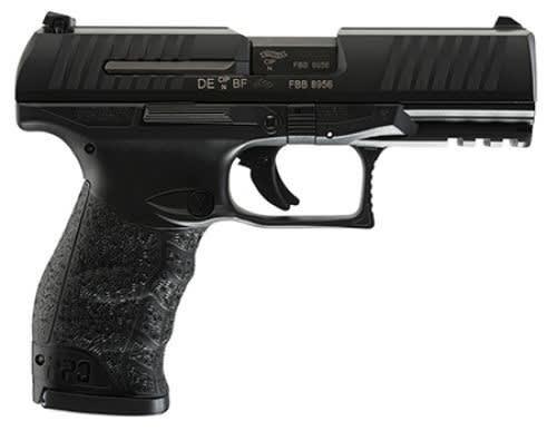 "Walther Arms - PPQ M2 45 ACP Pistol - 4.25"" Barrel - Black - 2807076"
