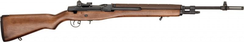 "Springfield Armory MA9222 M1A Loaded Semi-Auto .308 22"" 10+1 Walnut Stock Black"