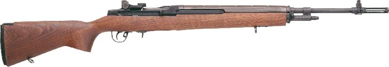 "Springfield Armory SA9102 M1A Super Match Semi-Auto .308 22"" 10+1 Walnut Stock Black"