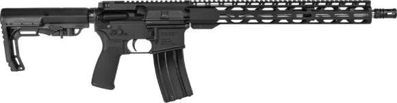 "Radical Firearms RF-15 Semi-Automatic AR-15 Rifle .223/5.56 30rd 16"" SS Med Contour Barrel - FR16-223W-SS-15RPR"