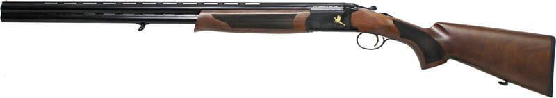 "Iver Johnson Arms IJ600-12E Johnson 600 Over/Under 12GA. 3"" 28""VR CT-5 M.BLACK w/EJECTORS Shotgun"