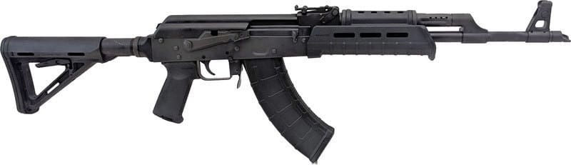 Century Arms RI3415-N Vska M4 AK-47 Rifle w/M4 Buffer Magpul Furniture