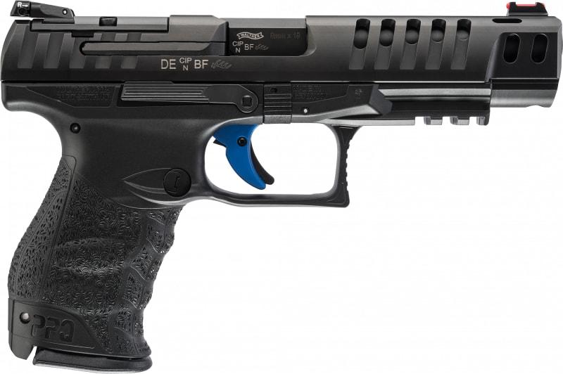 Walther 2813336 PPQ M2 Q5 Match 9mm 10rd