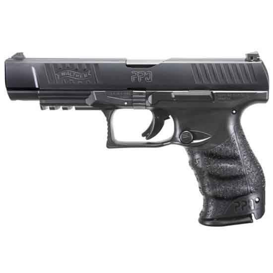 """Walther 2813735 PPQ M2 9mm Black 5"""" STD 10rd"""