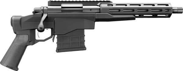 """Remington 96821 700-CP Pistol .223 REM 10.5"""" M-LOK Veil TAC-BLUE"""