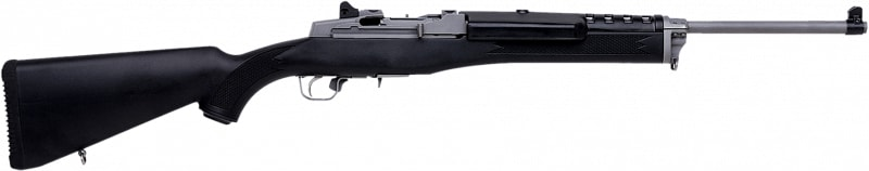 """Ruger 5806 Mini Thirty Autoloader Semi-Auto 7.62x39 18.5"""" 5+1 Stainless Steel"""