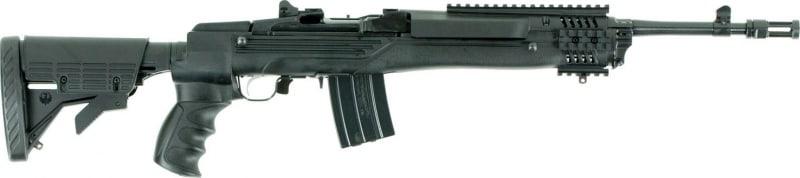 "Ruger 5846 Mini-14 Tactical Semi-Auto .223 / 5.56 16.1"" 20+1 ATI Folding/Collapsible Blued"
