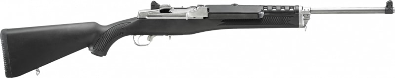 """Ruger 5853 Mini Thirty Semi-Auto 7.62x39 18.5"""" 20+1 Stainless Steel"""