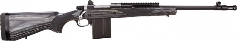 """Ruger 6803 Gunsite Scout Bolt .308 16.5"""" 10+1 Laminate Black"""