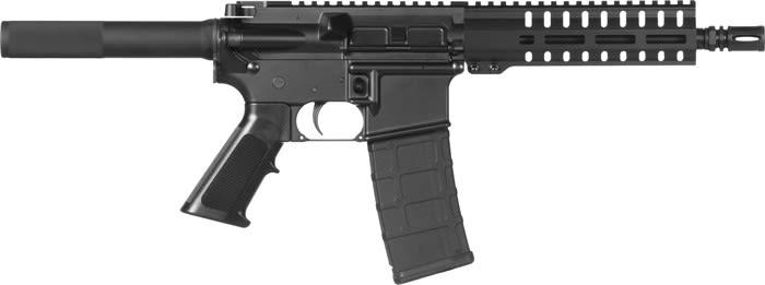 CMMG 94A5115 Pistol Banshee 100 MK4 RDB/9ARC 30rd Black