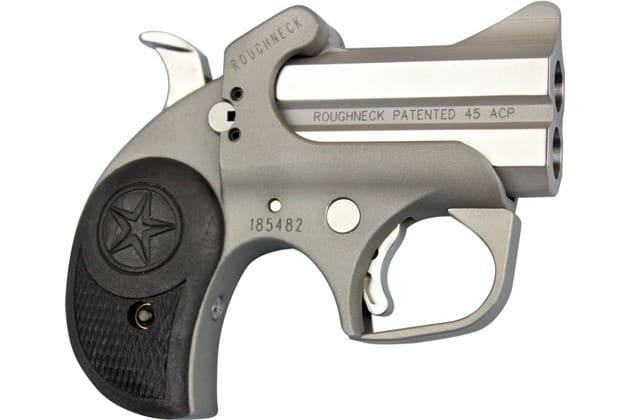 """Bond Arms BARN45 Arms Roughneck 2.5"""" SS Rubber"""