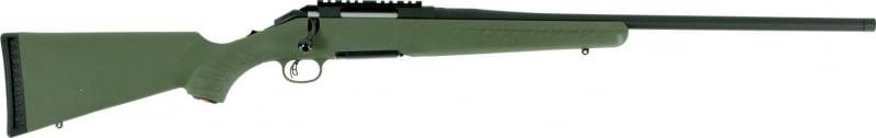 "Ruger 6973 American Predator Bolt 6.5 Creedmoor 22"" 4+1 Composite Moss Green Stock Black"
