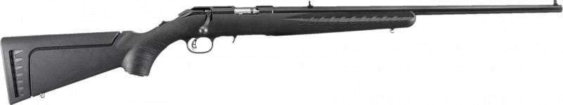 """Ruger 8301 American Rimfire Standard Bolt 22 LR 22"""" 10+1 Blued"""