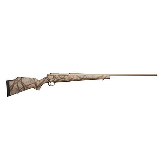 Weatherby MODM257WR6O MKV Outfitter 257 Weatherby 26 FDE Fluted Cerakote