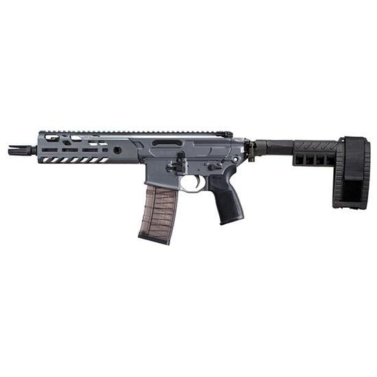 Sig Sauer PMCX300B9BTAP MCX 300Black 9 PDW Black Semi 30rd MAG