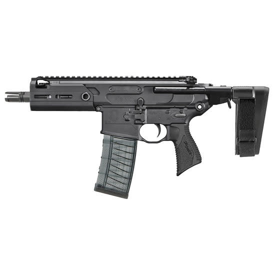 Sig Sauer MCX Rattler PSB Pistol .300 Blackout 5.5 Tele PMCX300B5BTAPPSB