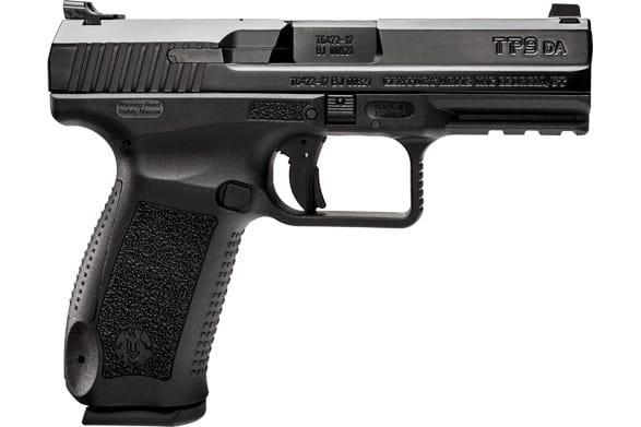 Century Arms HG4873-N Canik TP9DA FS 2-18 Round Mags Black Polymer Frame
