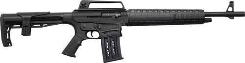 "Charles Daly 930166 Daly AR-12S 3"" 19.75"" 5rd Black Shotgun"