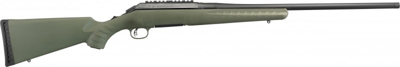 Ruger 16977 American Predator 6.5 Creedmoor 22 Left Hand Moss Green Synthetic Stock