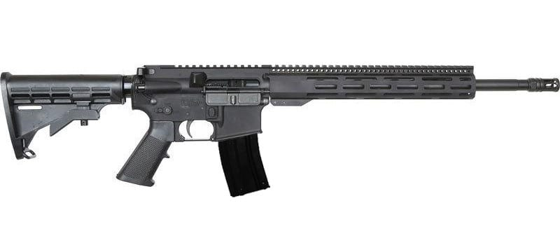 """Radical Firearms .223/5.56 M4 AR-15 Rifle 16"""" 1:7 Twist Socom (Mid) Barrel 30rd - RF01483"""