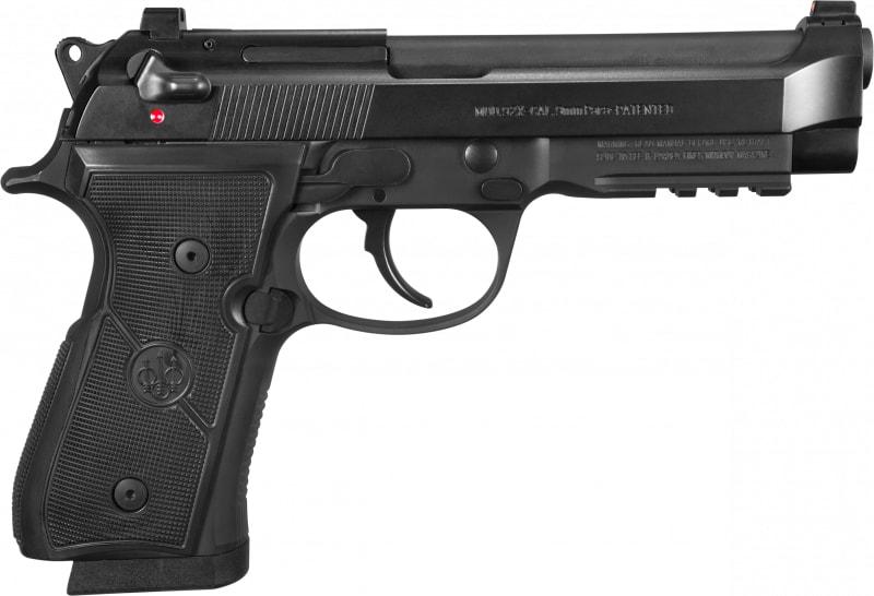 """Beretta 92X Full-Size Semi-Automatic Pistol 9mm 17rd 4.7"""" Barrel W/ Rail - Includes 3 Magazines - Model # J92FR921"""
