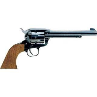 EAA 770001 Weihrauch Bounty Hunter .357 Magnum 7.5 Blue Revolver