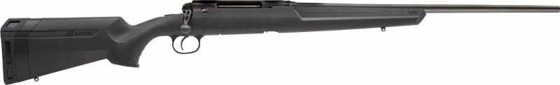 """Savage Arms 57544 Axis 18"""" MATTE/BLACK Synthetic Ergo Stock"""