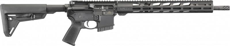Ruger 8532 AR556 MPR .350 Legend Black Collapsible Stock