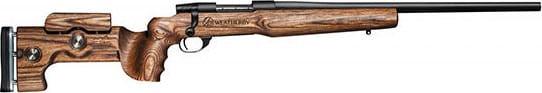 Weatherby VLeft Hand308NR2O Vanguard .308 Winchester 22 Nutmeg LAM H-BAR #3