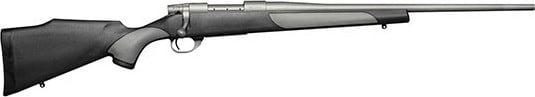 Weatherby VTGD270NR4O Vanguard 270 WIN 24 Weatherguard Black Gray DBM